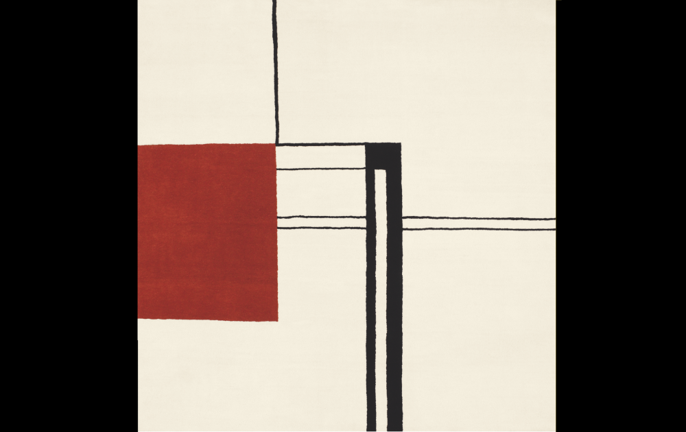 LOTA RUG BY EILEEN GRAY 1924